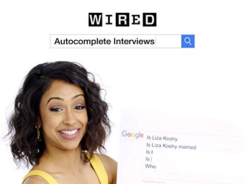 Liza Koshy Answers the Web's Most Searched Questions ()
