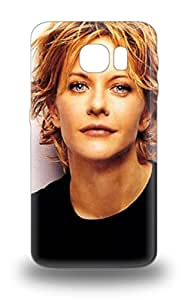 New Snap On Galaxy Skin 3D PC Case Cover Compatible With Galaxy S6 Meg Ryan American Female Sleepless In Seattle ( Custom Picture iPhone 6, iPhone 6 PLUS, iPhone 5, iPhone 5S, iPhone 5C, iPhone 4, iPhone 4S,Galaxy S6,Galaxy S5,Galaxy S4,Galaxy S3,Note 3,iPad Mini-Mini 2,iPad Air )