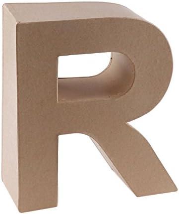 MP PD211-R - Letra grande de carton: Amazon.es: Oficina y papelería