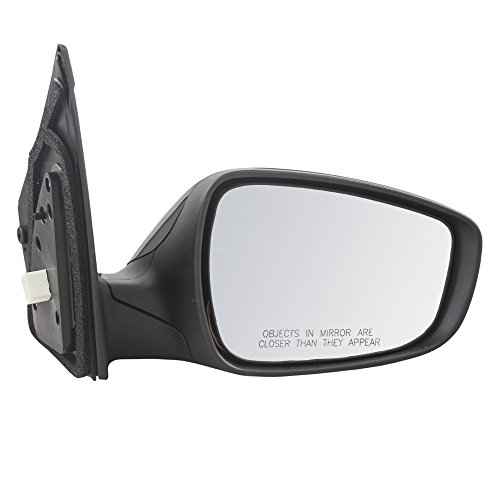 Passengers Side View Power Mirror Heated Signal Replacement for Hyundai Elantra GT 87620-A5200 - Gt Side View Power Mirror