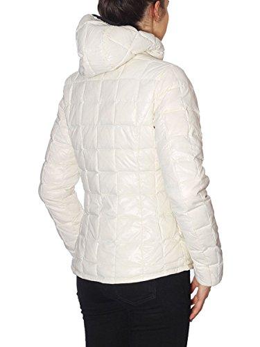 Abrigo K De Plumas Black Para white K002ii0 Mujer Snow way wBrEOAqwxF