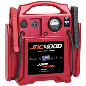 Jump-N-Carry JNC4000 1100 Peak Amp 12V Jump Starter (Jump N Carry Jnc660 12 Volt Jump Starter)