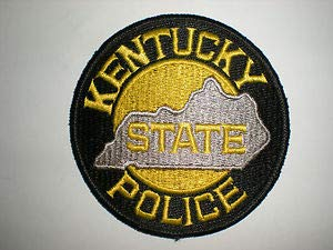 (Kentucky State Police Patch by HighQ Store )