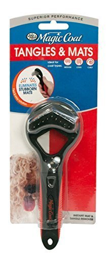 Four Paws Magic Coat Instant Mat Removing Comb by Four Paws ()
