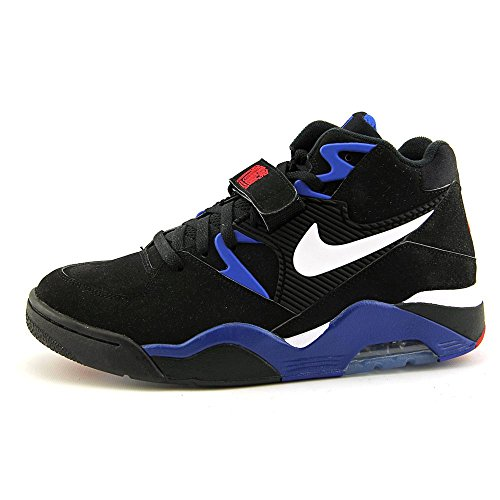 Nike Air Force 180 Herren US 8 Schwarz BasketballSchuh