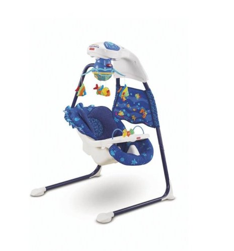 amazon com fisher price ocean wonders aquarium cradle swing rh amazon com fisher price ocean wonders swing instruction manual fisher price ocean wonders swing instruction manual