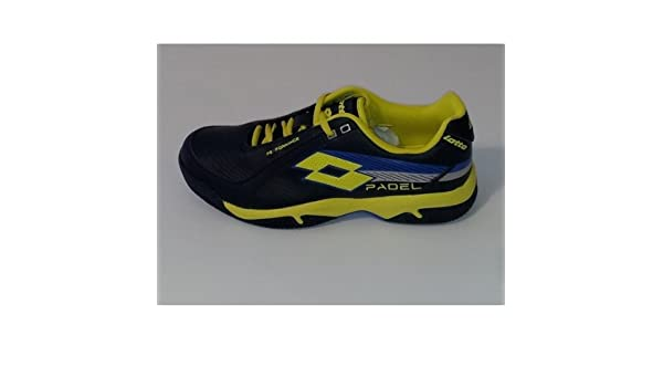 Zapatillas Lotto Smash II Padel - 46: Amazon.es: Deportes y aire libre