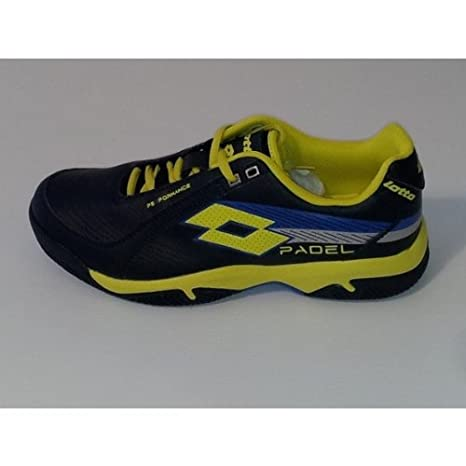 Zapatillas Lotto Smash II Padel - 45: Amazon.es: Deportes y aire libre