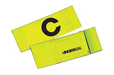 "Kwik Goal Captain ""C"" Arm Band"