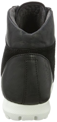 Boots Aerosoles Blk Zealand Femme Mix Noir Kansas Chukka New Black rXRqpr