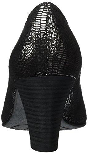 Jana 097 0 Noir Black 22406 Stru Met Escarpins Femme q4Zw7Tqr