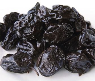 Dried Fruit Prunes, Pitted, 30 lbs.