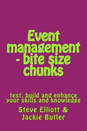 Download Event management - bite size chunks: test, build and enhance your skills and knowledge pdf
