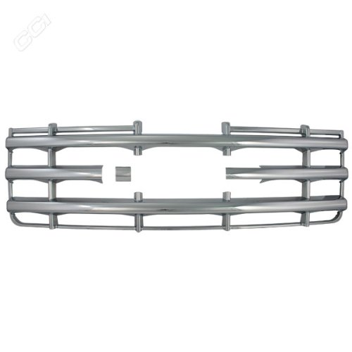 Coast To Coast IWCGI42 High Impact Triple Chrome Plated ABS Grille Overlay