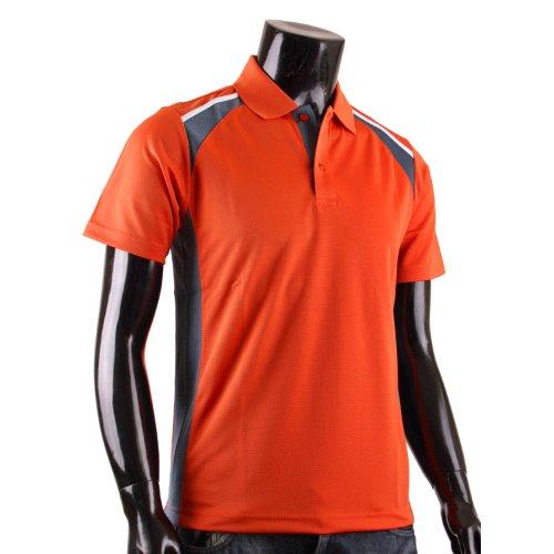 BCPOLO Poloshirt Orange DRI FIT Polo Hemd kurzarm