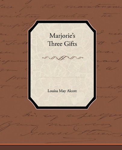 Marjorie S Three Gifts pdf