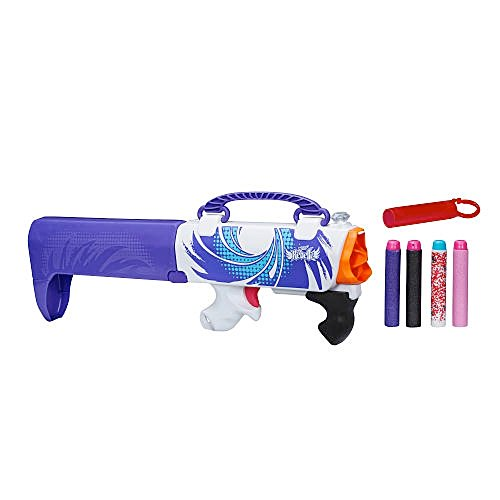 Nerf Rebelle Secret Shot Blaster, Purple