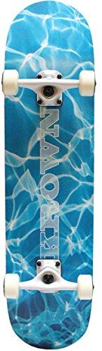 - Krown Aquatic Pro Complete Skateboard, 7.75 x 31.5
