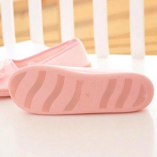 Pantofole Da Donna Euone Impiombate Calde Scarpe Da Donna Incinte Scarpe Da Ginnastica Rosa