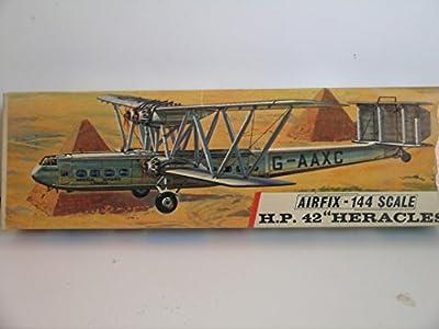 "Airfix ""H.P. 42 Heracles Aircraft"" Plastic Model Kit"