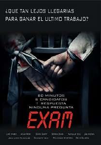 Exam [DVD]