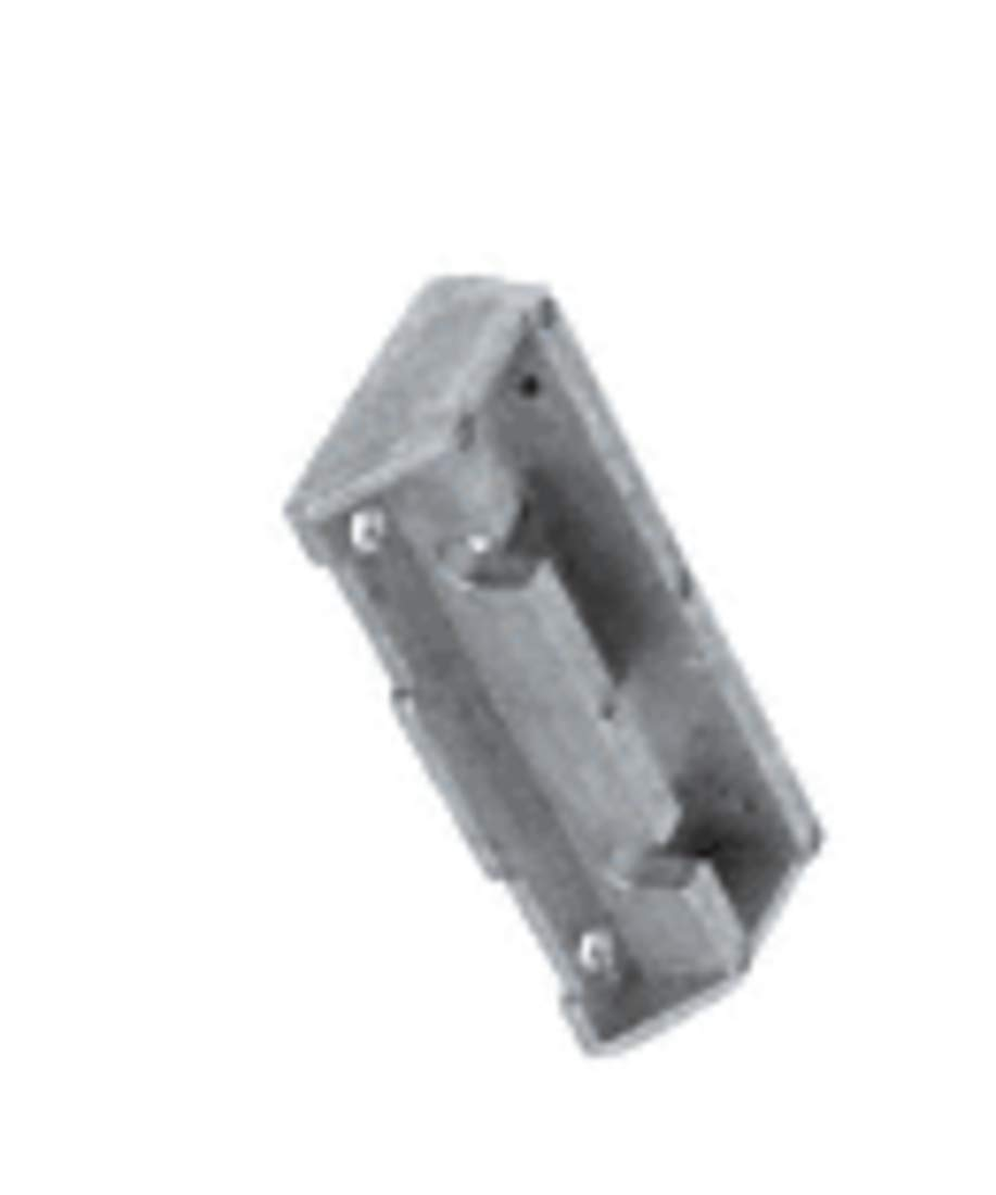 Heavy Duty 105 Degree No Hold Open Overhead Concealed Closer Body Only by CR Laurence (Image #4)