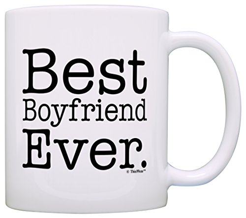 Boyfriend Couples Dating Anniversary Coffee