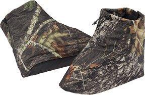 Onyx-Arctic Shield-X-System Men's Arcticshield Boot Insulators (Mossy Oak Infinity camo pattern, X-Large/boot size: ()