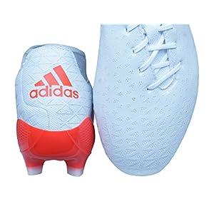 adidas Adizero Malice FG Mens Rugby Boots-White-13