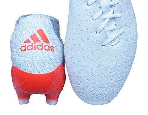 Adidas Adizero Kwaadaardigheid Fg Mens Rugby Laarzen Wit