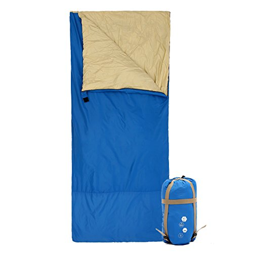 Ohuhu Sleeping Bag Carrying Temperatures