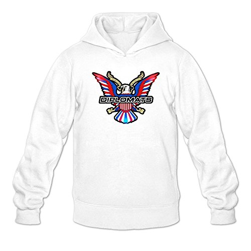 Niceda Men's The Diplomats Long Sleeve Sweatshirts - Ford Miguel Tom
