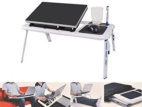 Ergonomic Lap Desk With Led Light in US - 7