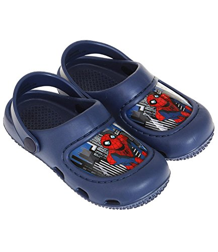 Spiderman Chicos Sandalias 2016 Collection - Azul Azul