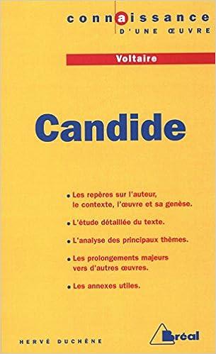Télécharger en ligne Candide, de Voltaire epub pdf