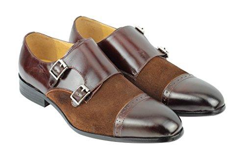 Xposed marrone marrone derby scarpe cioccolato wOxq1Snwz