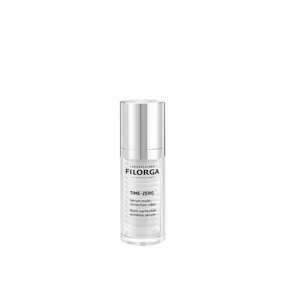 Filorga Time-Zero Anti Wrinkle Serum for Reducing Appearance of All Types of Wrinkles, Deep Wrinkles, Surface Wrinkles, 1 fl oz