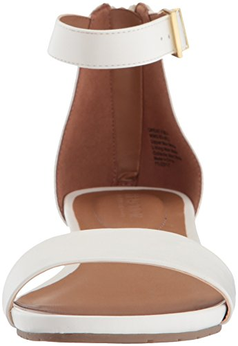 Women's REACTION Great Viber Sandal Cole Piece White Wedge Kenneth 2 TFPqUfgw