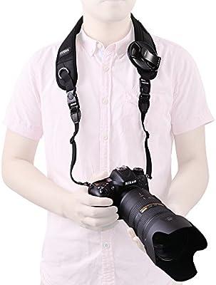 Cinturón para cámara Tycka, Correa para el Cuello de la cámara ...