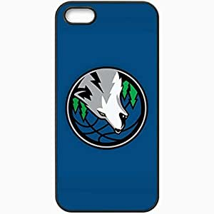 Personalized Case For Samsung Note 2 Cover Cell phone Skin Nba Minnesota Timberwolves 4 Sport Black