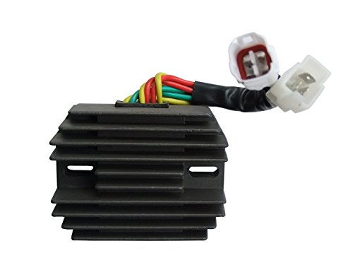(shamofeng Voltage Regulator Rectifier For SUZUKI GSXR600 GSXR 600 2006-2011 Motorcycle)