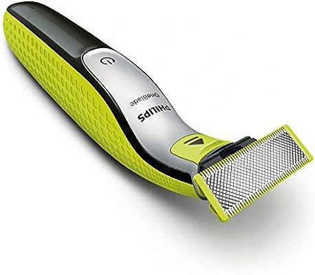 Phillips QP2530/25 OneBlade - Desbrozadora y afeitadora híbrida ...
