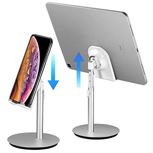 Best Phone Stand For Tablet Ipads - SAIJI Cell Phone Stand Tablet Holder,