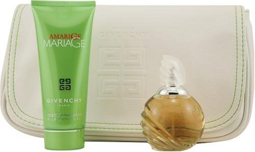 Amarige Mariage by Givenchy For Women. Set-eau De Parfum Spray 1.7-Ounces & Body Lotion 3.4-Ounces & Pouch by Givenchy