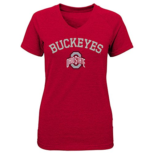 NCAA by Outerstuff NCAA Ohio State Buckeyes Youth Girls