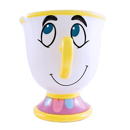 - Disney Princess Beauty and The Beast Chip Tea Cup