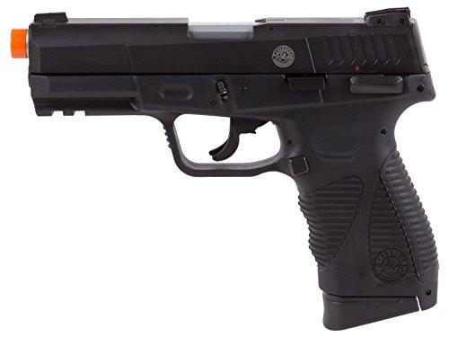 - Taurus Soft Air 24/7 G2 Co2 Blowback Airsoft Pistol, Black
