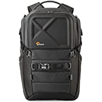 Lowepro QuadGuard BP X3 - Drone Backpack for 4 FPV Quad Racing Drones and 15 laptop w/ Exterior Mounts (Black)
