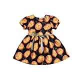 mudpie Baby boy Clothes Vikings Baby Clothes Old Navy Baby Girl Clothes Halloween Toddler Kids Baby Girl Cartoon Pumpkin Princess Dress Clothes Cheap Baby Girl Clothes Baby Girl Dresses with headban