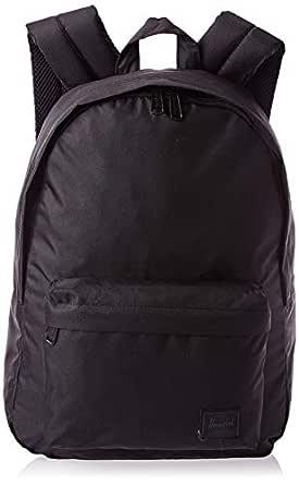 Herschel Classic Mid-Volume Unisex Backpack, Black